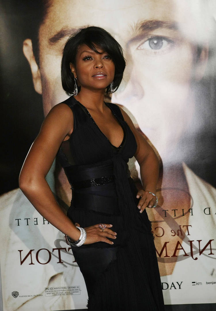 Benjamin Button, Ladies First Laura, Taraji P. Henson